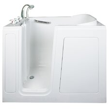 Short Long Whirlpool Walk-In Tub