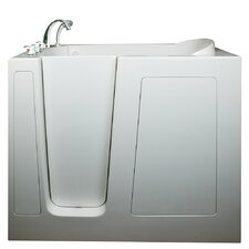 Deep High Whirlpool Walk-In Tub