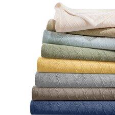 Melrose Park Cotton Throw Blanket