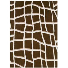 Pietra Chocolate Area Rug