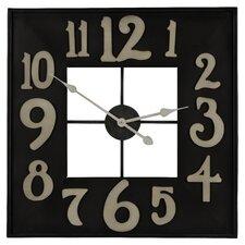 Brazos Wall Clock