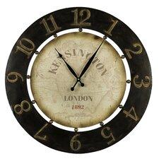 "Atish 22.75"" Wall Clock"