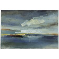Sky Painting on Wrapped Canvas