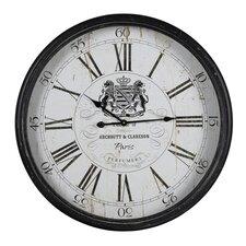 """Wellesley 31"""" Clock"""