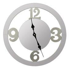 """15.75"""" Wells Wall Clock"""