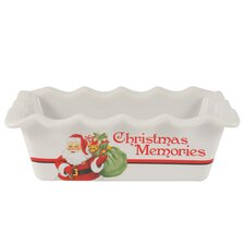 Letters to Santa Mini Loaf Pan