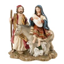"""The Journey Musical Figurine with """"O Holy Night"""""""
