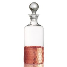 Daphne Gold Wine Decanter