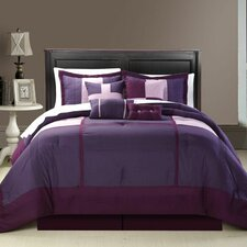 Dorchester 8 Piece Comforter Set