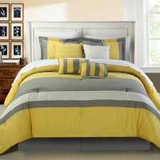 Diamante 12 Piece Comforter Set