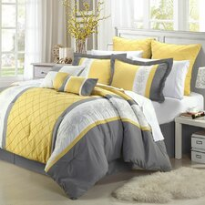 Livingston 8 Piece Comforter Set