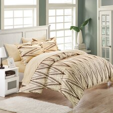 Selina 3 Piece Duvet Cover Set