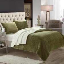 Evie 3 Piece Coverlet Set