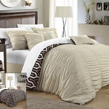 Lessie 11 Piece Bed in a Bag Set