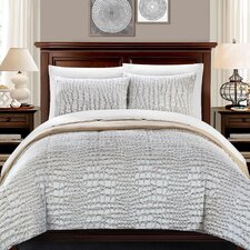 Alligator 7 Piece Queen Comforter Set