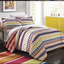 Sierra 3 Piece Queen Quilt Set