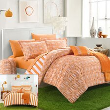 Paris 8 Piece Comforter Set