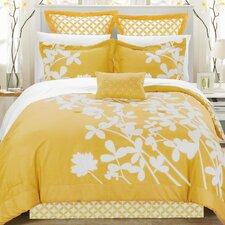 Iris 11 Piece Comforter Set