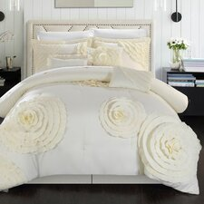 Belinda 11 Piece King Comforter Set