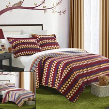 Sierra 2 Piece Quilt Set
