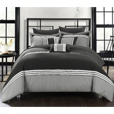 Falcon Hotel 8 Piece Twin Bed in a Bag Set