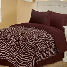 Zebra 12 Piece Comforter Set