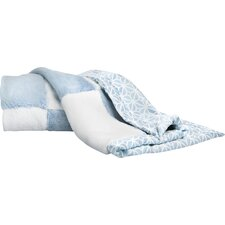 Mix and Match Patchwork Fur Baby Blanket