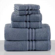 Unity 6 Piece Towel Set