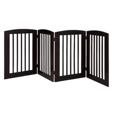 4 Panel Expansion Pet Gate