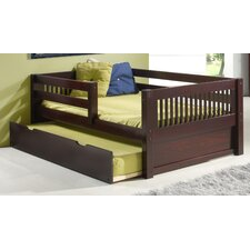 Convertible Toddler Bed with Trundle