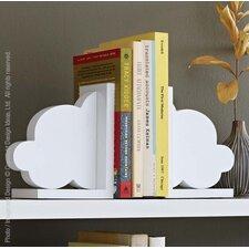 2 Piece Cloud Bookends Set