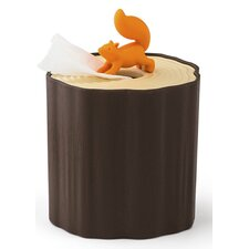 Squirrel Over the Toilet Tissue Holder