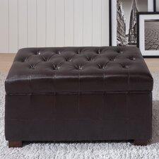 Castillian One Seat Bench with Storage