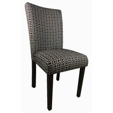 Modern Parsons Chair (Set of 2)