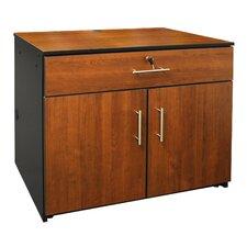 2 Door Storage Cabinet (Set of 4)