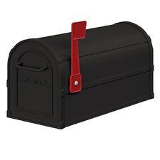 Post Mounted Mailbox with Outgoing Mail