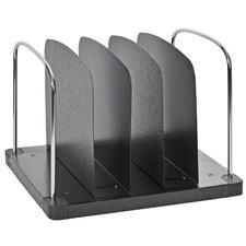 TrioTM 5 Pocket Vertical Desk Tray