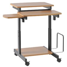 Capri Compact PC AV Cart