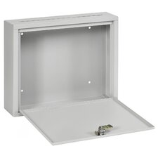Wall Mounted Mail Vault with Outgoing Mail