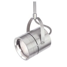 Spot Powerjack 1 Light Incandescent PAR30 Short Track Light Head