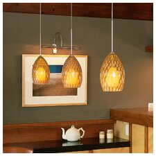 Firebird 1 Light Track Pendant