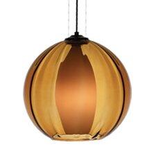 Inner World 1 Light Globe Pendant