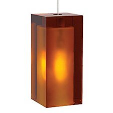 Solitude 1 Light Monopoint Pendant