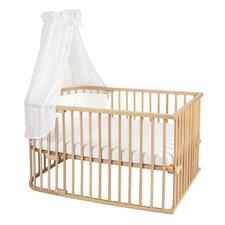3-in-1 umwandelbares Babybett Nina