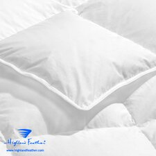 Bordeaux Heavyweight Down Comforter