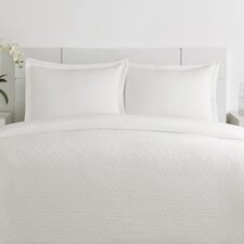 Love Knots 3 Piece Coverlet Set