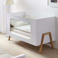 3-in-1 umwandelbares Babybett Holly