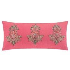 Guinevere Cotton Lumbar Pillow