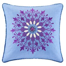 Jakarta Cotton Throw Pillow