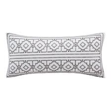 Dot Kat Cotton Lumbar Pillow